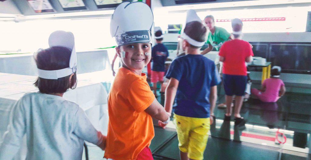 Crociera MSC nel Mediterraneo Orientale con i bambini