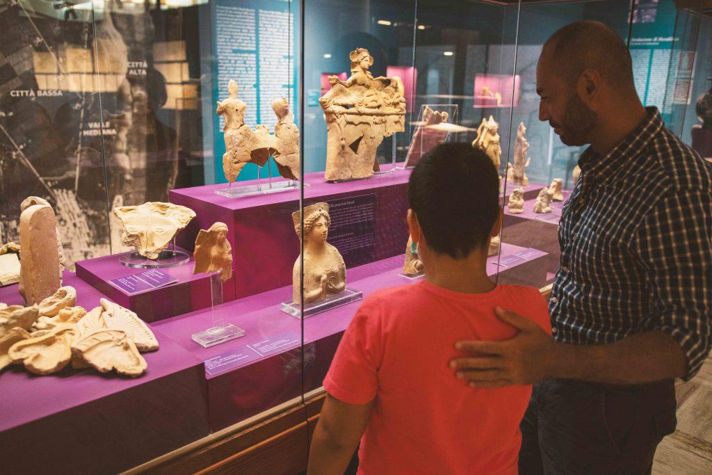 Museo Nazionale della Siritide di Policoro con i bambini | Ricette di Viaggio