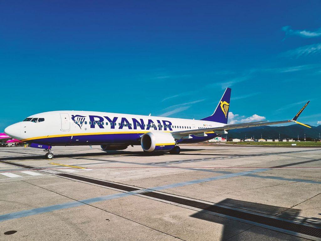 Minori non accompagnati Ryanair