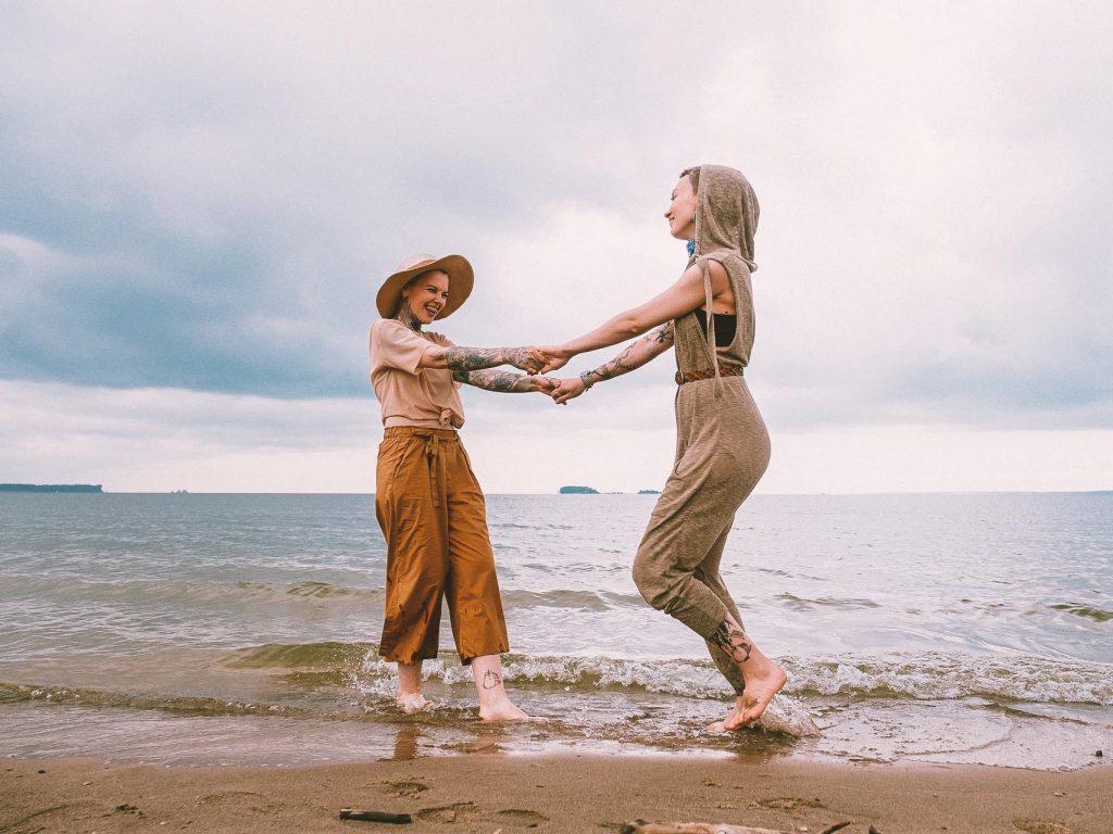 Momcation: vacanza per sole mamme al mare